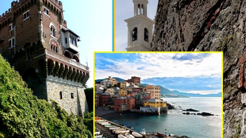 Boccadasse: l'antico borgo ligure decantato da Andrea Camilleri e Gino Paoli