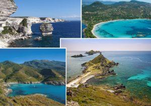 Bonifacio - Spiaggia di Santa Giulia - Capo Corso - Isole Sanguinarie