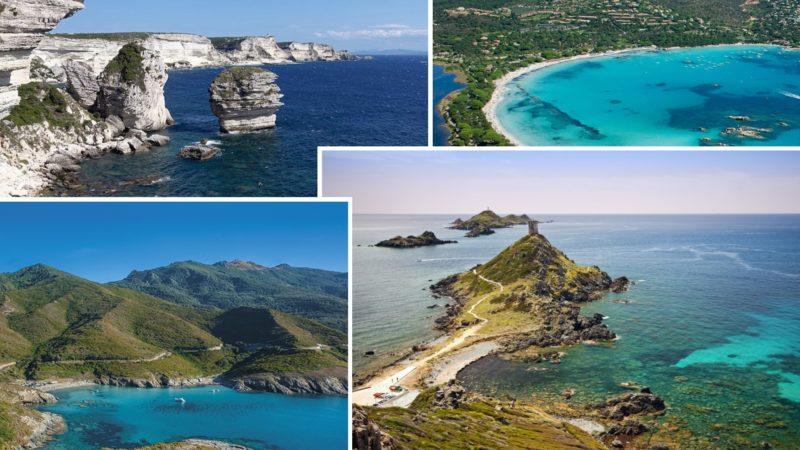 Carta di Navigare di Gerolamo Azurri #24: le coste della Corsica, nel portolano della metà del 1500