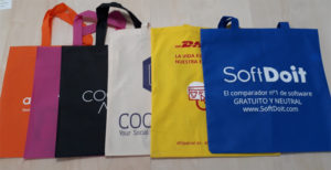 Borsa personalizzata eco-friendly