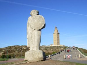 Breogán e la Torre di Hercules