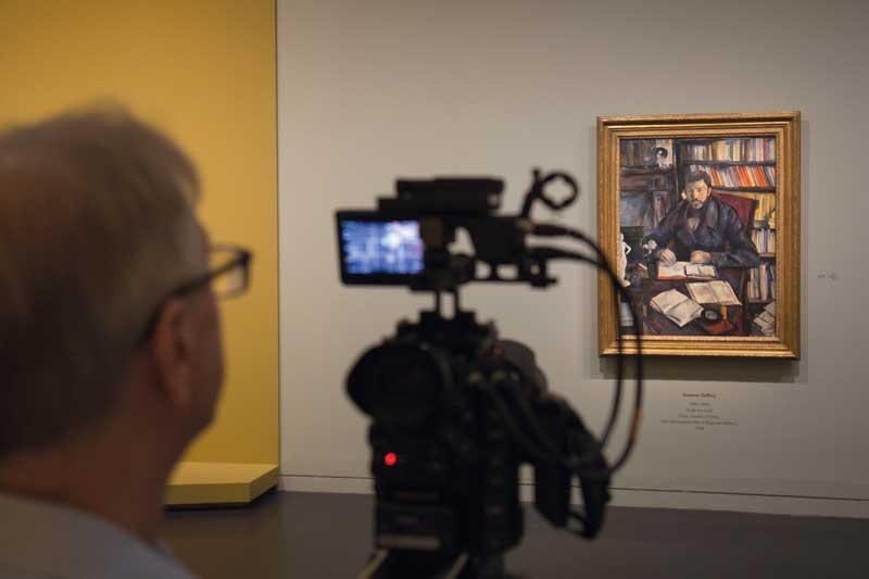 """""""Cézanne. Ritratti di una vita"""" di Phil Grabsky: il docufilm che prende spunto dalla mostra itinerante Cézanne Portraits"""