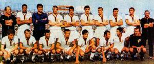 Cagliari della stagione 1969/70 con lo Scudetto