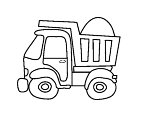 Camion - disegno