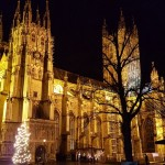 Canterbury: the famous Cathedral is one of the first Christian churches built in England