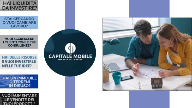 Capitale Mobile - Impresa di Imprese