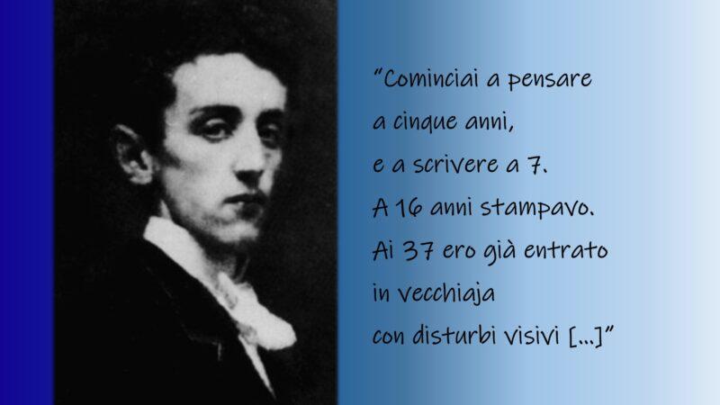 """""""Note azzurre"""" di Carlo Dossi: l'opera postuma, l'immediatezza del colloquio con il sé"""