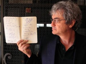 Carlo Rovelli - Photo by Corriere