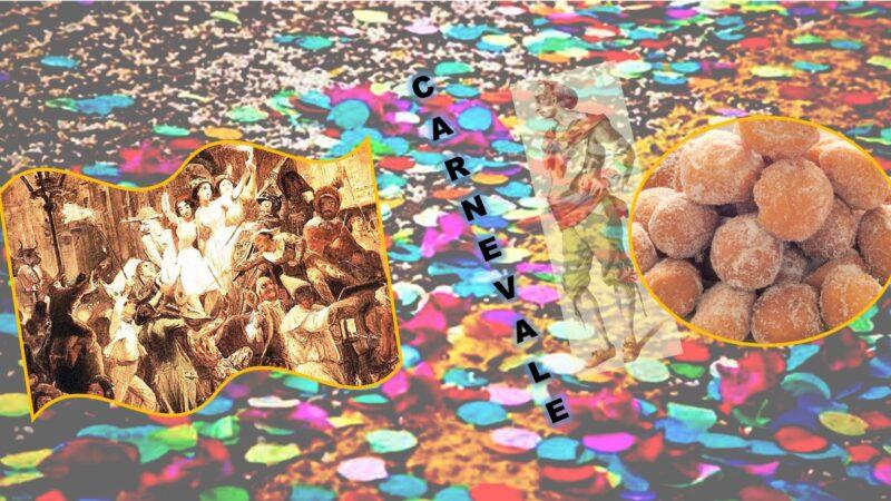 Curiosità sul Carnevale a Roma: i dolci tipici, i riti pagani e le antiche maschere