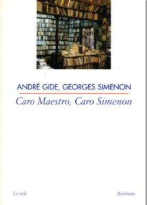Caro Maestro, Caro Simenon