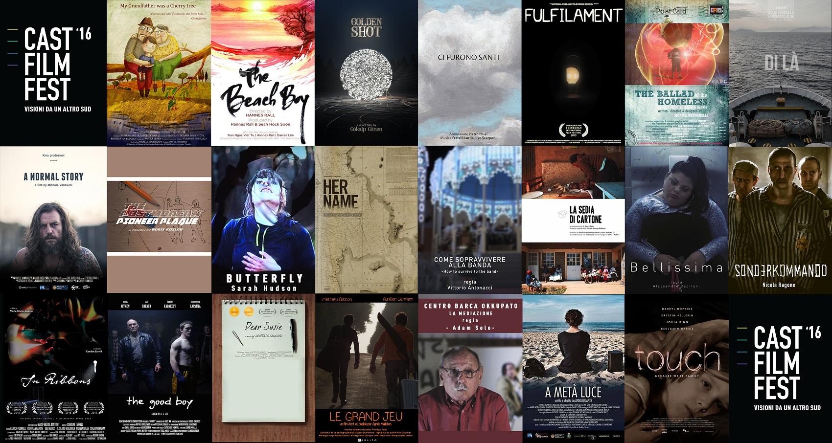 """Castellaneta Film Fest 2016: in concorso """"Bellissima"""", """"Dear Susie"""" ed """"In Ribbons"""""""