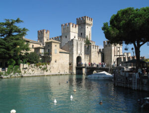 Castello Scaligero - Sirmione - Photo by Manfred Heyde - 2006