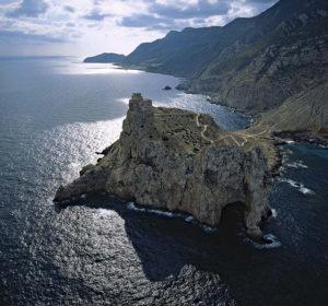 Castello di Punta Troia - Isola di Marettimo - Sicilia