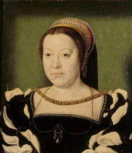 Caterina de' Medici, dipinta da Corneille de Lyon