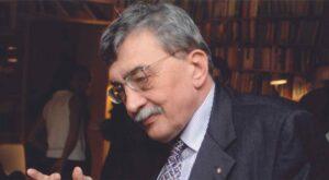 Cesare De Michelis - Photo by Il Libraio