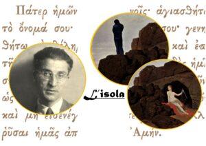 Cesare Pavese - Arnold Bocklin, Ulisse e Calipso