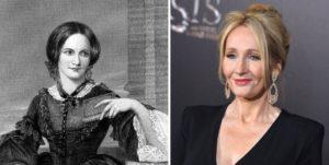 Charlotte Brontë - J. K. Rowling