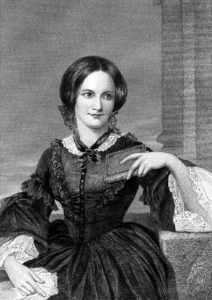 Charlotte Brontë Painted by Evert A. Duyckinick, based on a drawing by George Richmond
