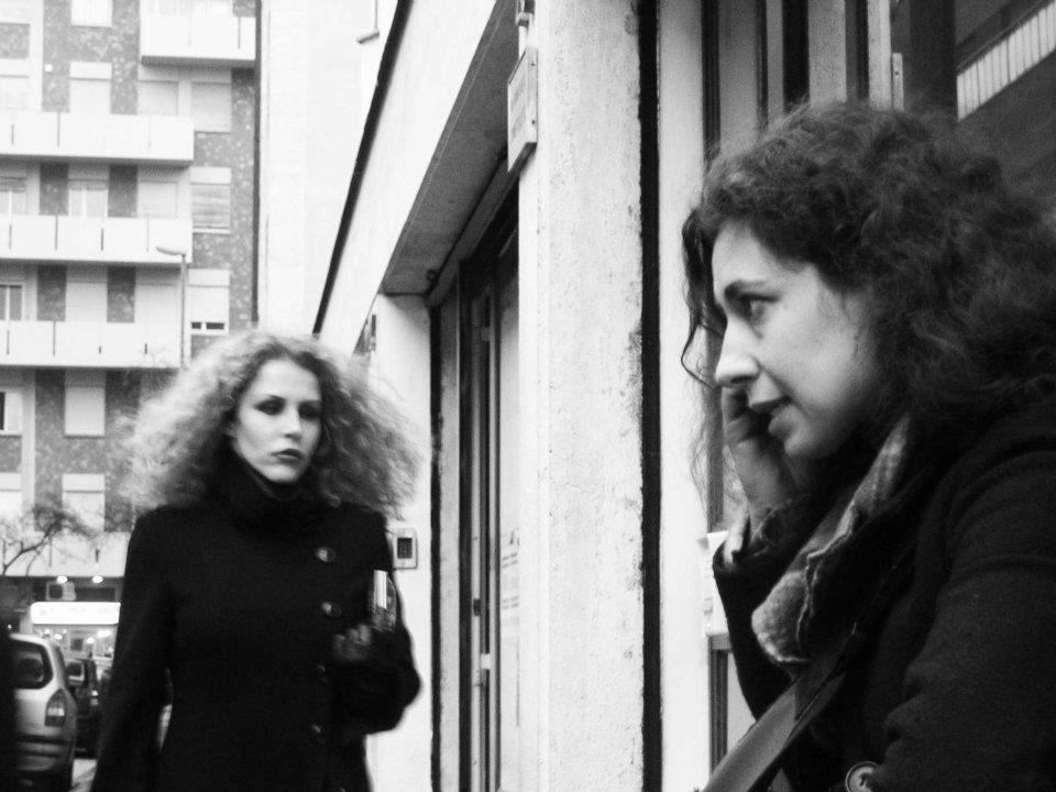 """Intervista di Michela Zanarella all'attrice Chiara Pavoni ed alla regista Elisabetta Minen per """"Three The Movie"""""""