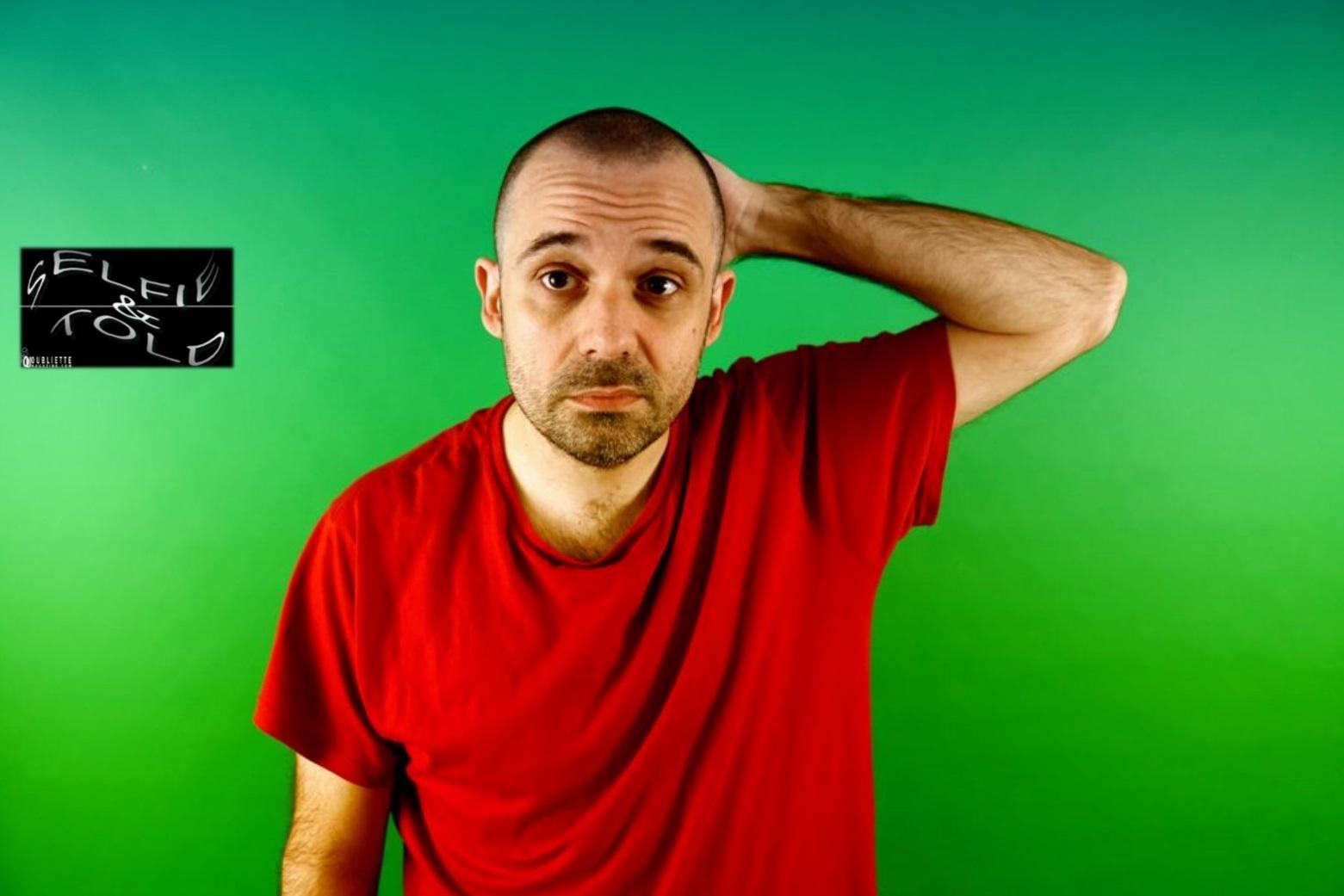 """Selfie & Told: Chiazzetta racconta l'album """"L'imbarazzo della scelta"""""""