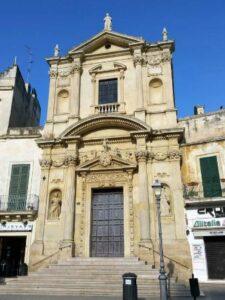 Chiesa di Santa Maria della Grazia - Lecce - Photo by Gazzetta del Tacco