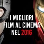 Cinema 2016: da Al Pacino a Tim Burton, ecco tutte le novità sui film in uscita nelle sale italiane