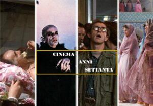 Cinema anni Settanta