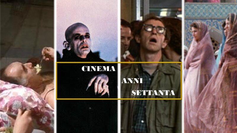 Il cinema degli anni Settanta: i 30 capolavori del decennio
