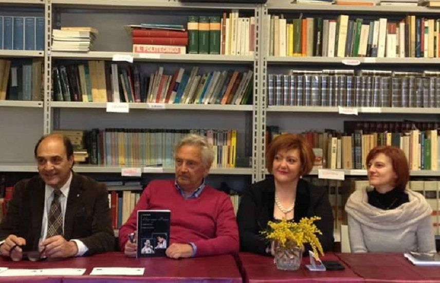 """""""Il lungo viaggio dell'anima"""" di Cinzia Rinaldi: il resoconto della presentazione ufficiale a Roma"""