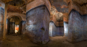 Cisterna della Dragonara - Ponza