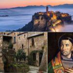 Civita di Bagnoregio: l'antico borgo e la Valle dei Calanchi
