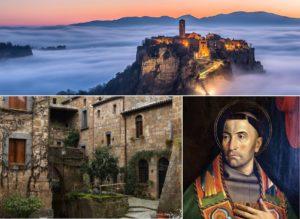 Civita di Bagnoreggio - San Bonaventura