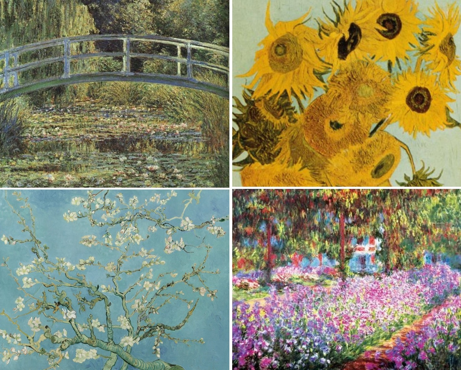 Fiori ed Arte: come il mondo floreale ha ispirato il talento creativo