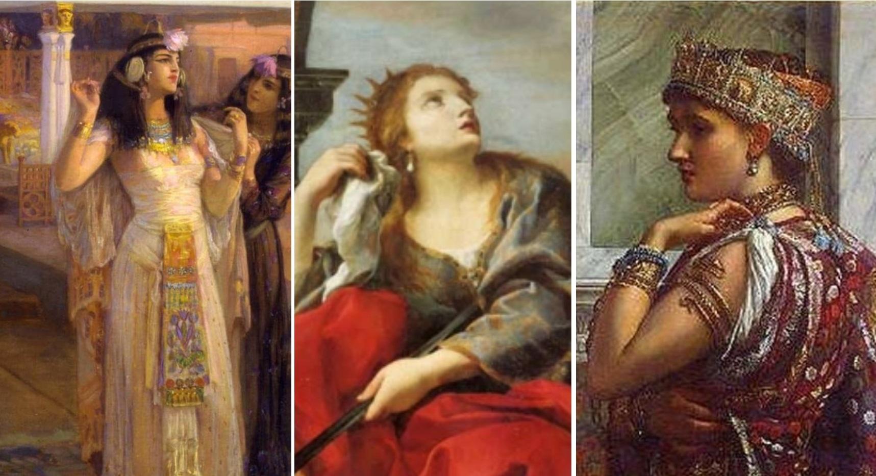Life After Death: l'intervista alle tre regine Didone, Cleopatra e Zenobia