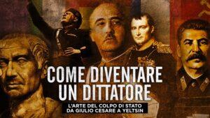Come diventare un dittatore – L'arte del colpo di Stato tra Giulio Cesare e Yeltsin