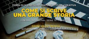 Come si scrive una grande storia - Francesco Trento
