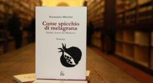 Come spicchio di melagrana di Normanna Albertini - Photo by Gazzetta di Reggio