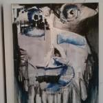 """""""Con tutta la forza"""" di Erik Ballotta: la pittura splatter è di scena a Padova sino al 19 ottobre 2014"""