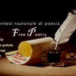 """Contest nazionale di poesia """"Free Poetry"""" – partecipazione gratuita"""