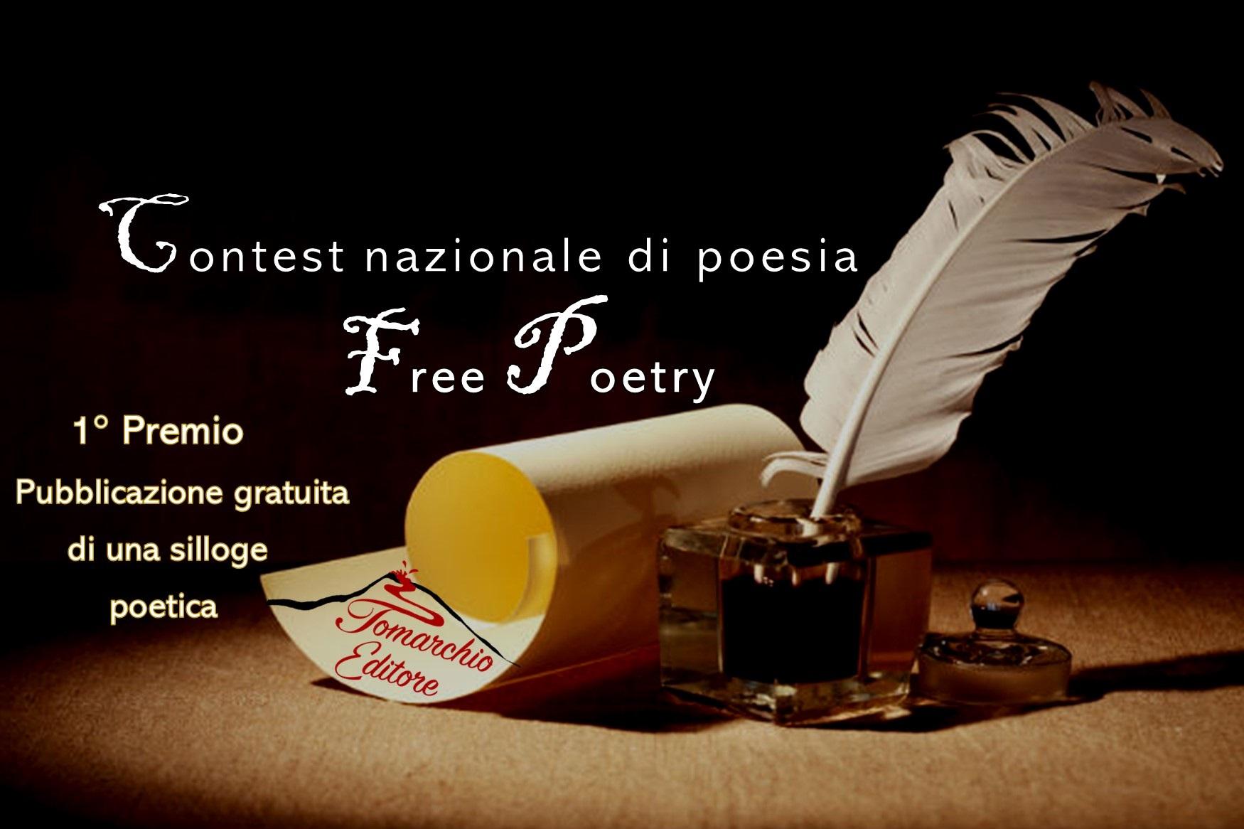 Contest Free Poetry
