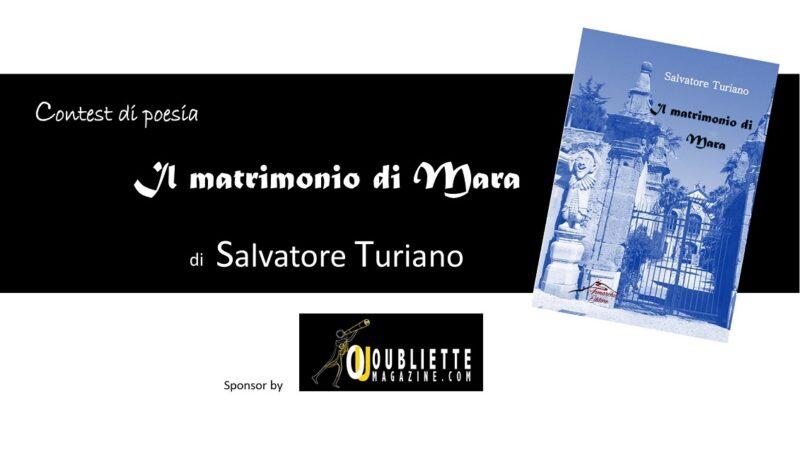 """Contest letterario gratuito di poesia """"Il matrimonio di Mara"""""""
