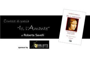Contest Io l'Amante di Roberta Savelli