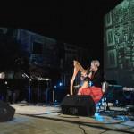 """L'arpa di Corrina Hewat e l'ancestrale psichedelia del nord Europa per la seconda giornata di """"Musica sulle Bocche"""""""