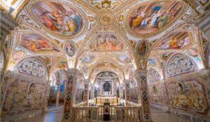 Cripta del Duomo di Salerno - Photo by Paesionline