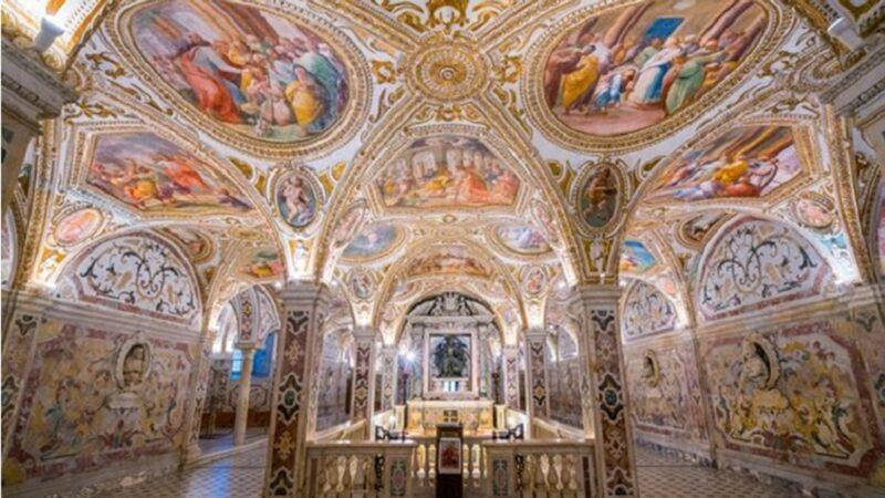 La cripta del Duomo di Salerno: un piccolo capolavoro barocco