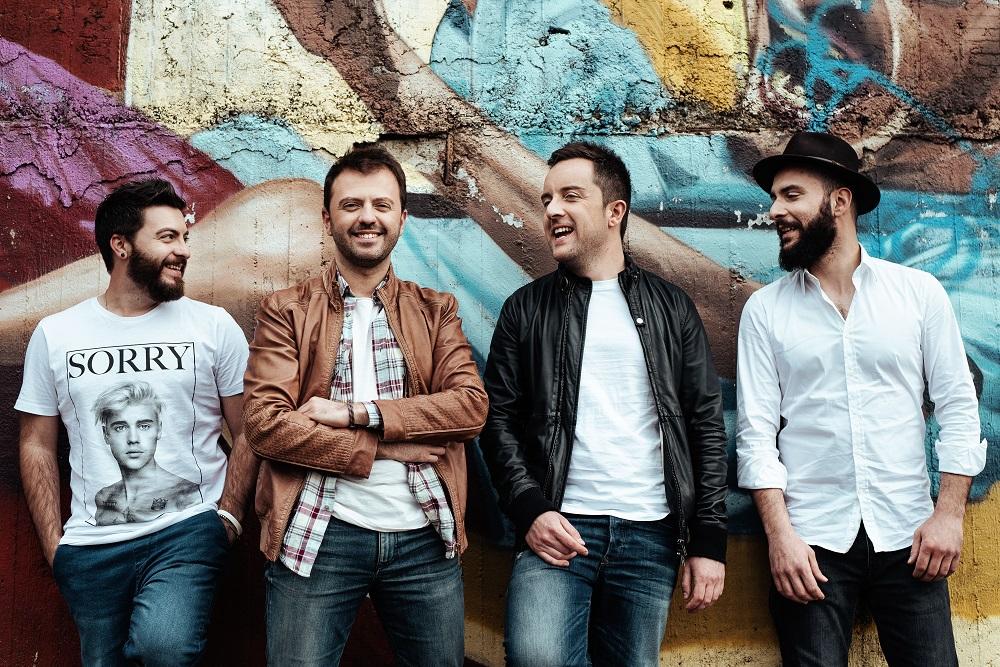 """""""Cube"""" album omonimo della band catanese: non si uscirà vivi dagli anni ottanta"""