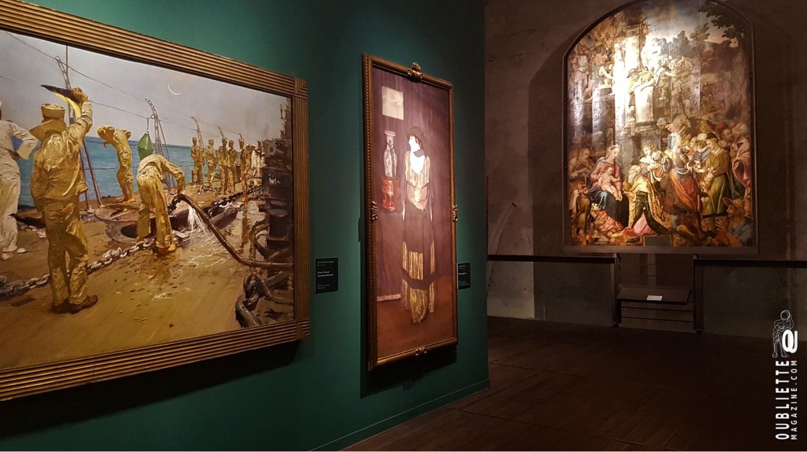 """""""Da Giotto a de Chirico ‒ I Tesori nascosti"""" al Castello Ursino di Catania sino al 20 maggio 2018"""