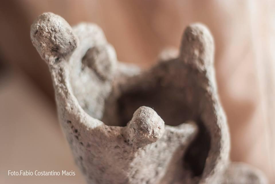 """""""Dalla Terra i Primordi nell'Acqua la Gioia"""", mostra personale di Maria Jole Serreli, 10 novembre, Cagliari"""
