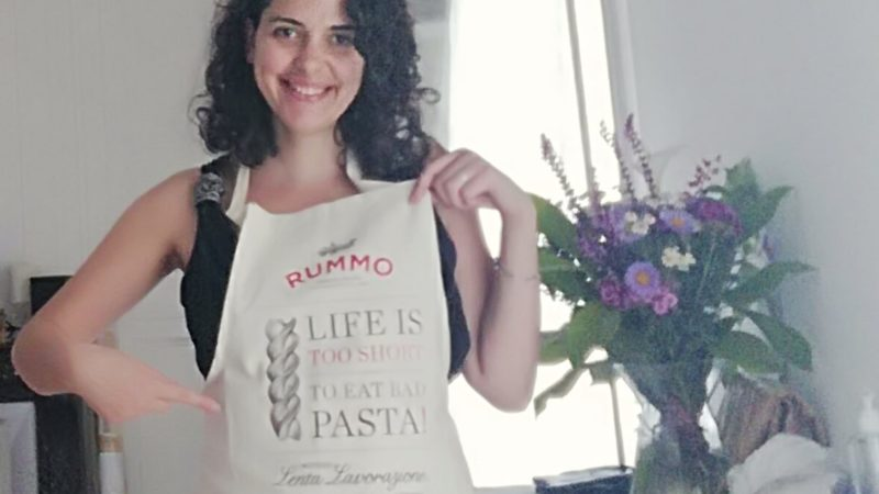 iSole aMare: Emma Fenu intervista Daniela Orrù fra atelier di cucina sarda e tecnologia