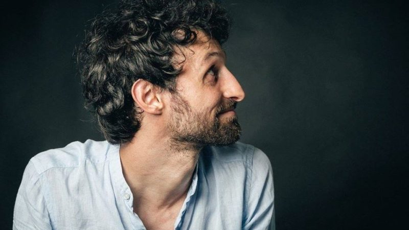 """Intervista di Rebecca Mais a Dario Levantino e al suo bellissimo e toccante """"Cuorebomba"""""""